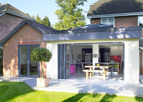 Orangery extension and ideally a utilities and toilet for Orangery extension kitchen