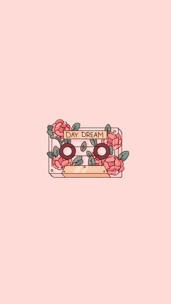 Pastel Pink Life Pastel Aesthetic Pretty Girly Pink Aesthetic Wallpaper Doodle Wallpaper Iphone Cute Doodle Drawings