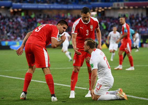 Xherdan Shaqiri Photos Photos Serbia Vs Switzerland Group E 2018 Fifa World Cup Russia Fifa World Cup World Cup Serbia
