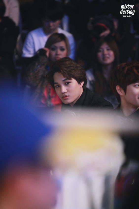 ..... I just can't. Jongin Kai
