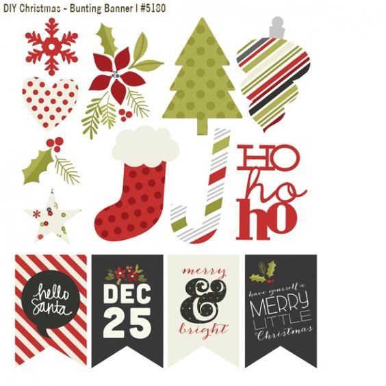 DIY Christmas collection from Simple Stories. New. Summer 2014. Click on the picture to see more (lots, lots more) on their blog.