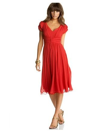 Is this dress appropriate for a wedding guest i say yes for Cute summer wedding guest dresses
