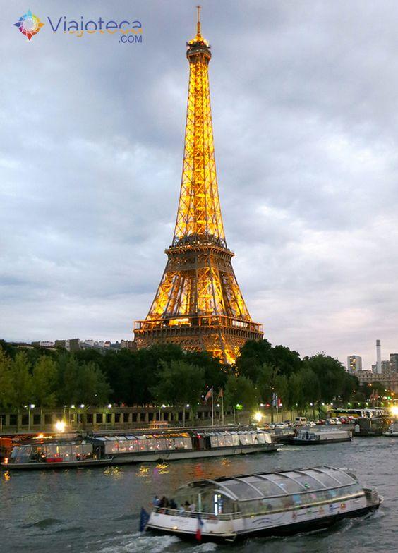 Primeira vez em Paris
