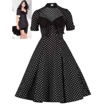 Dot Polka Swing - Rockabilly-Clothing