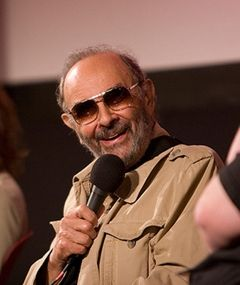 Stanley Donen (born April 13, 1924) at the panel discussion on Traverse City Film Festival, September 2008