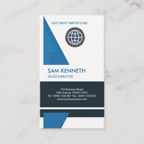 Pin On Triangle And Pyramid Business Card Templates