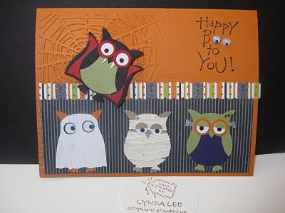 Owl Week- Halloween Lineup