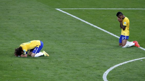Humiliated Brazil lick their wounds after Scolari's 'worst ever day'