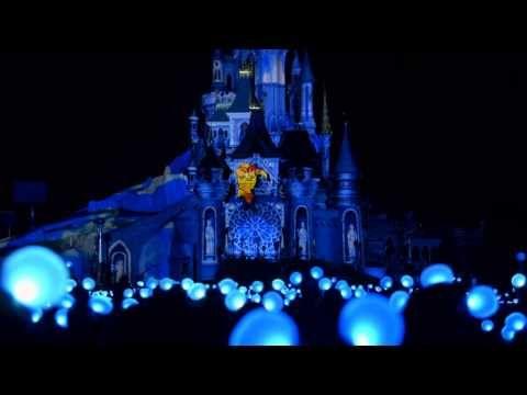 Disney Dreams! à Disneyland Paris en version complète - Complete show