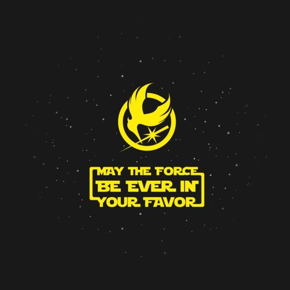 Check out this awesome 'May+the+force+be+ever+in+your+favor' design on TeePublic! http://bit.ly/1GSL6k1