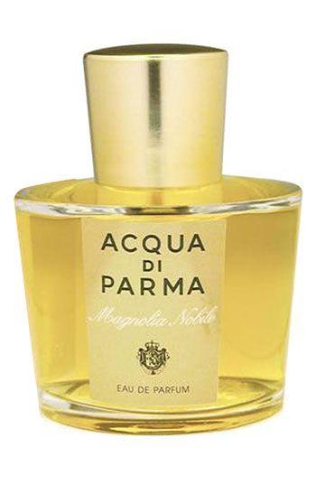 Acqua di Parma 'Magnolia Nobile' Eau de Parfum available at #Nordstrom: Notes: bergamot, citrus accord, lemon, magnolia, jasmine, rose, tuberose, patchouli, sandalwood, vetiver, vanilla.