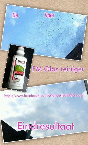 Glas reiniger