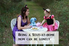 I have wanted to be a Stay-At-Home Mom ever since I was young. When you are young, the one thing everyone asks is what do you want to be when you grow-up? Over the years, my responses changed...