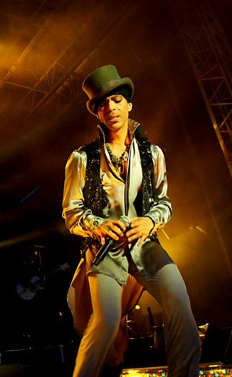 Prince 30 Years in Pictures â Prince
