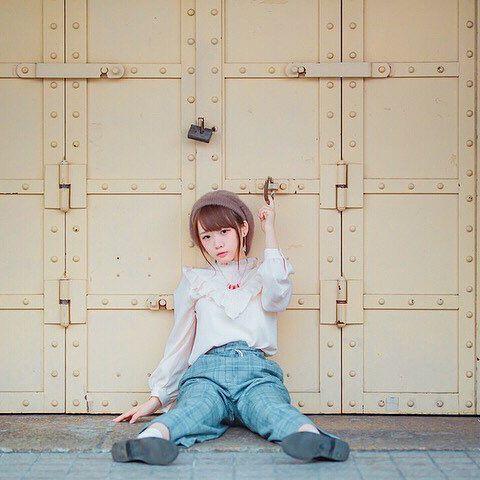 天瀬音羽 11 23大阪でイベントあるよ Amase0126 Instagram写真と動画 音羽 可愛い女の子 カンカン帽