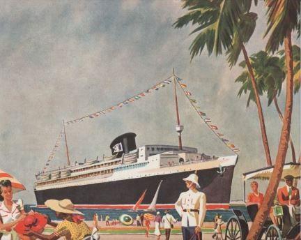 exotic cruise