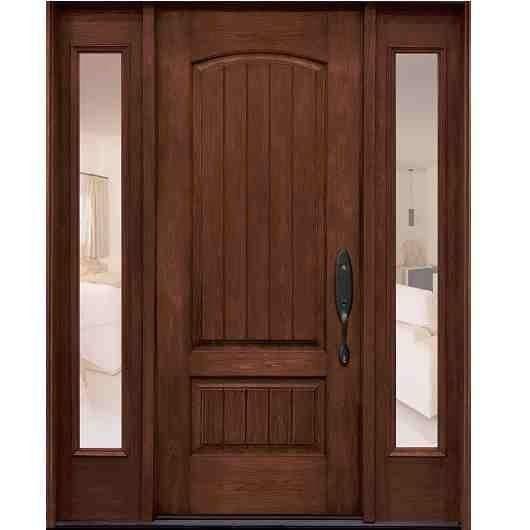 Solid Door Hpd338 Solid Wood Doors Al Habib Panel Doors 1000 In 2020 Wooden Door Design Solid Wood Doors Door Design Wood