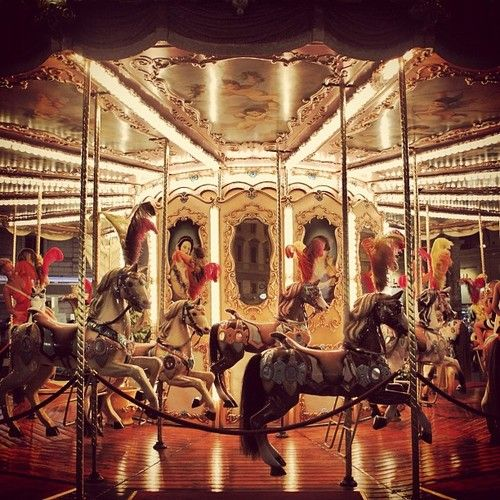 #carousel #florence #firenze (Taken with Instagram)