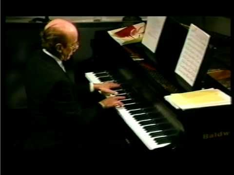 Whispering - Dick Hyman 1992 - Recorded at The Hotel Macklowe (Millennium Broadway Hotel New York) YouTube