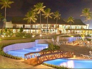BANGALO PREMIUM, no Beach Class Resort, NA PARADISíACA PRAIA DE MURO ALTO Aluguer de férias em Muro Alto da @homeaway! #vacation #rental #travel #homeaway