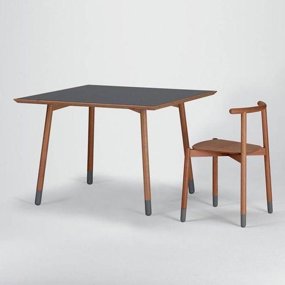 Stick Square Table from Valsecchi.
