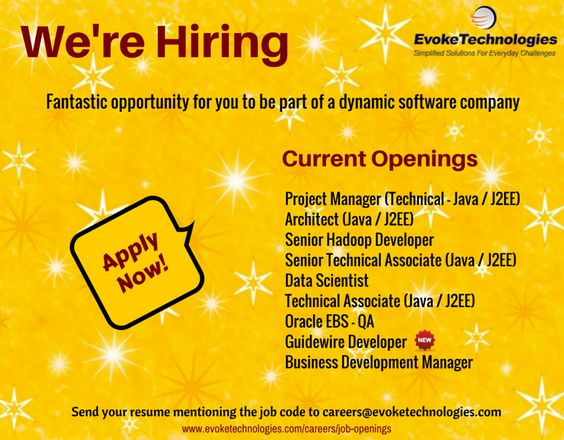 We are hiring software engineers for the below positions Be part - data scientist resume