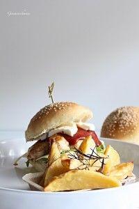 Gaumenschmaus | Putensteak-Burger | http://www.gaumen-schmaus.at