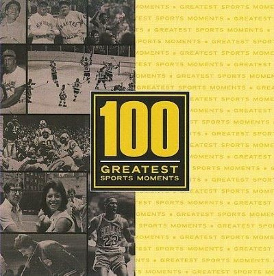 Various - 100 Greatest Sports Moments