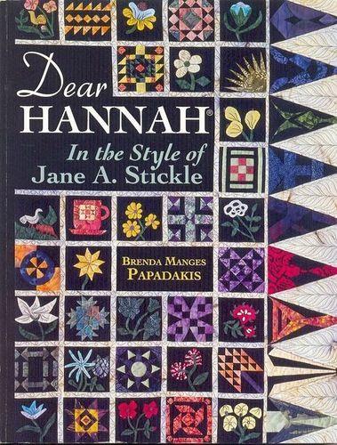 Dear Hannah (Patchwork) - Рукодельница - ТВОРЧЕСТВО РУК - Каталог статей - ЛИНИИ ЖИЗНИ