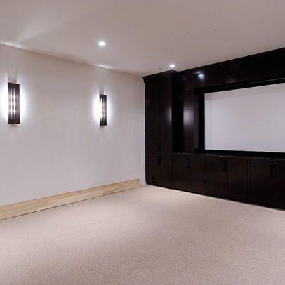 Media Rooms Lighting And Medium On Pinterest