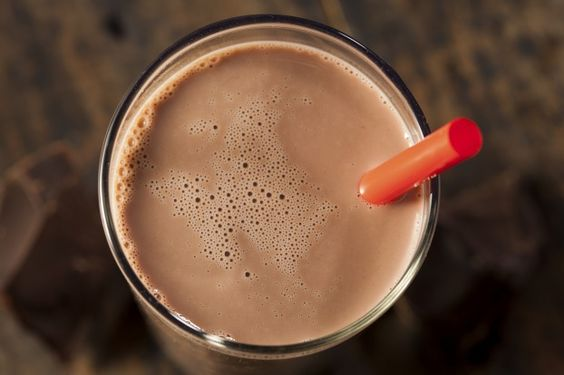 Recette - Milk-shake au chocolat | Notée 4.2/5
