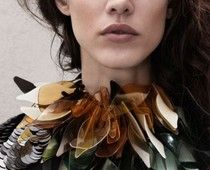 DIY this Marni necklace