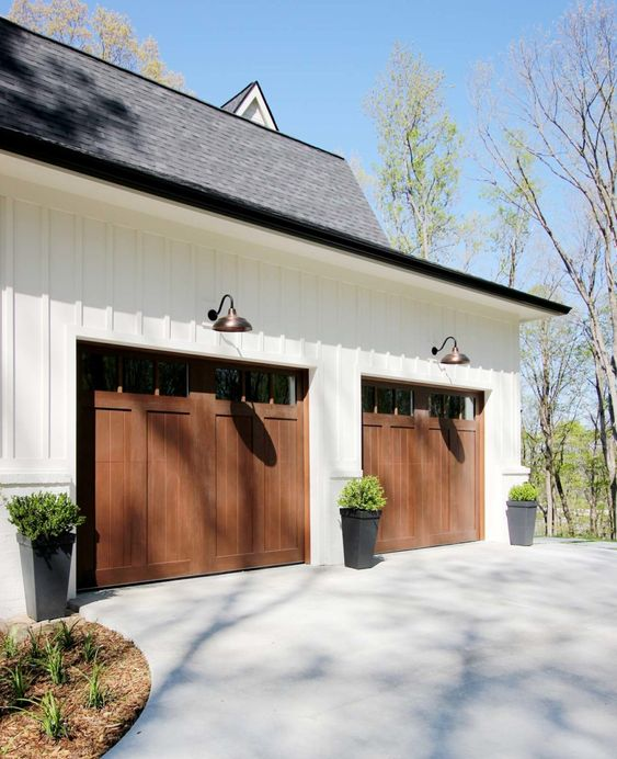 Things To Consider Before Purchasing Garage Doors For Your Home - Plank and Pillow