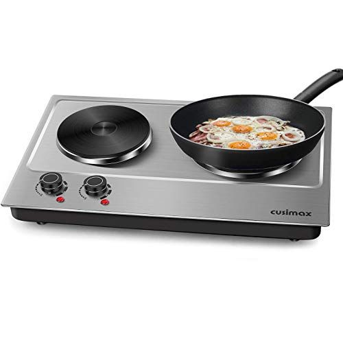 10 Best Countertop Burners With Images Hot Plate Stainless Steel Countertops Hot Plates
