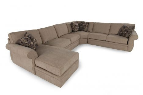 Broyhill Living Room Sectional G59318 Kittles Furniture