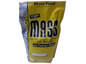Top Mass - Refil 3Kg Morango - Peter Food