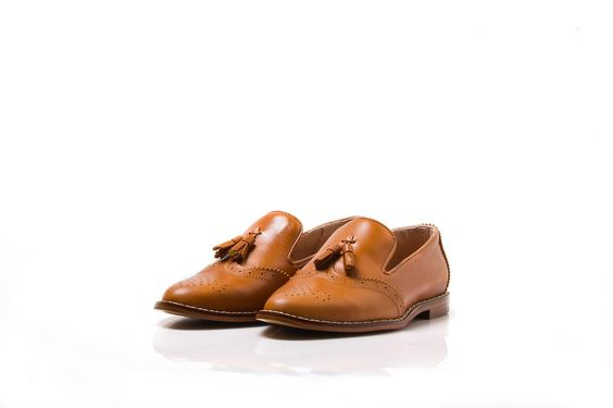 HEARTY LOAFER Honey - Comprar en GAL vs BUCK