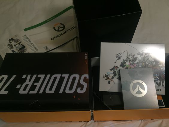 Haven't opened the rest yet but Blizzard--you did good. #gaming