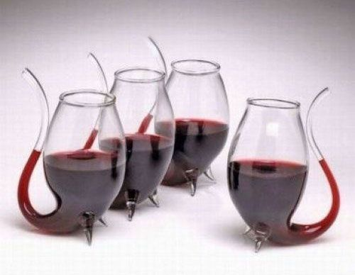 I want to try these . . . wine party