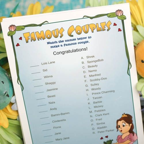 Ultimate Bridal Shower Game Guide - The Knot