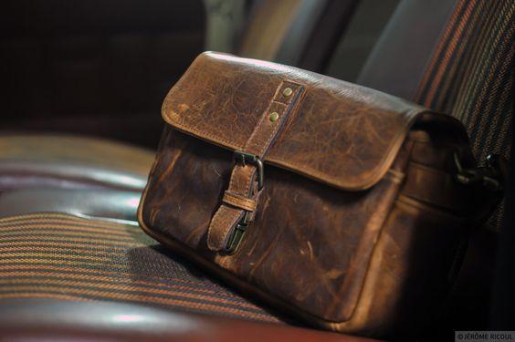 Ona - Bowery Cognac Bag