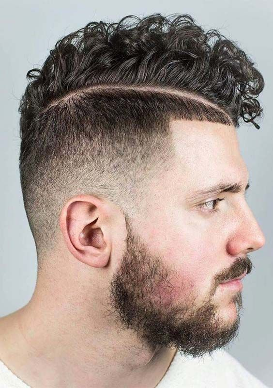 Best Curly Hairstyles For Men 2018 Curly Hair Styles Curly Hair Men Haircuts For Men
