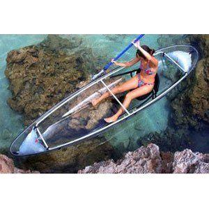 Clear Blue Hawaii® Molokini 2 - Person Kayak