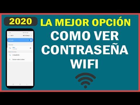 Como Ver Contraseña Wifi Sin App Sin Root 2020 Funciona Nuevo Metodo Muy Facil Wifi Contraseña Contraseñas Para Celular Como Descifrar Claves Wifi