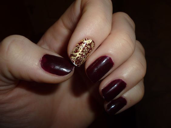 Revlon by Marchesa nail decals are great.