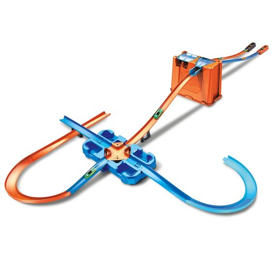 Hot Wheels Track Builder Deluxe Stunt Box Hot Wheels Track Hot Wheels Hot Wheels Track Builder