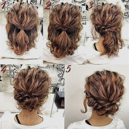 20 Gorgeous Prom Hairstyle Designs For Short Hair Prom Hairstyles 2021 Short Hair Tutorial Simple Prom Hair Hair Styles