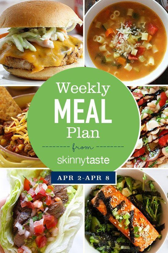 Weight Watchers 7-Tage-Diät-Menü