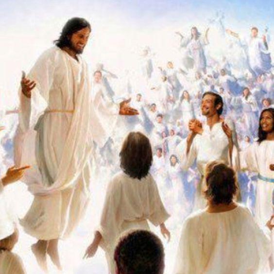 Résultats de recherche d'images pour «people in heaven»