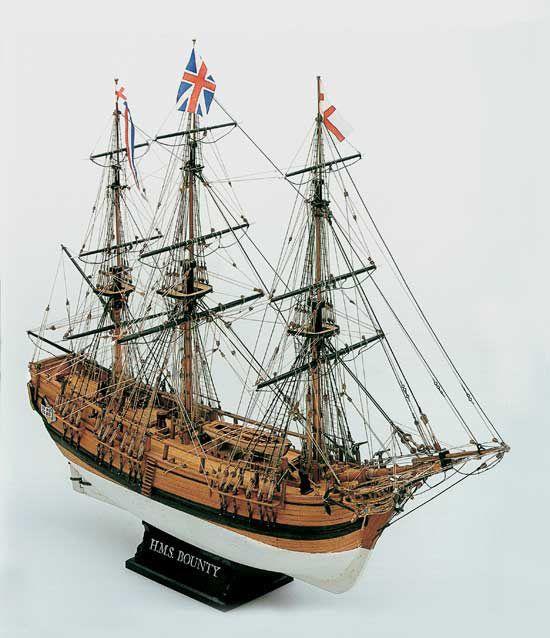 HMS Bounty 1:64 Scale